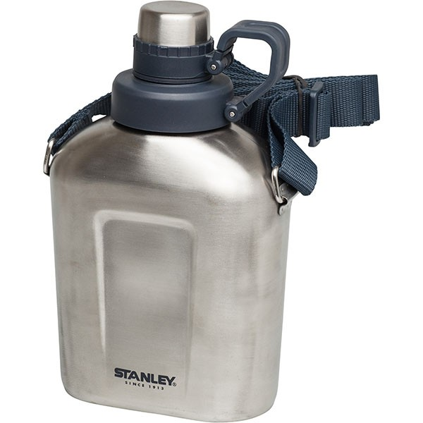 Фляга Stanley Adventure Steel 1 L