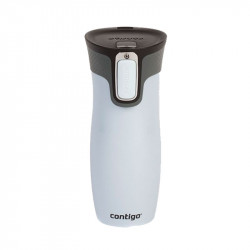 Термостакан Contigo West Loop White 470 ml