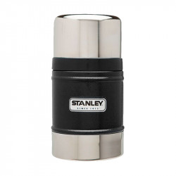 Термос для еды Stanley Classic Vacuum Flask Black 500 ml