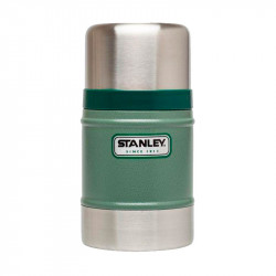 Термос для еды Stanley Classic Vacuum Flask Green 500 ml