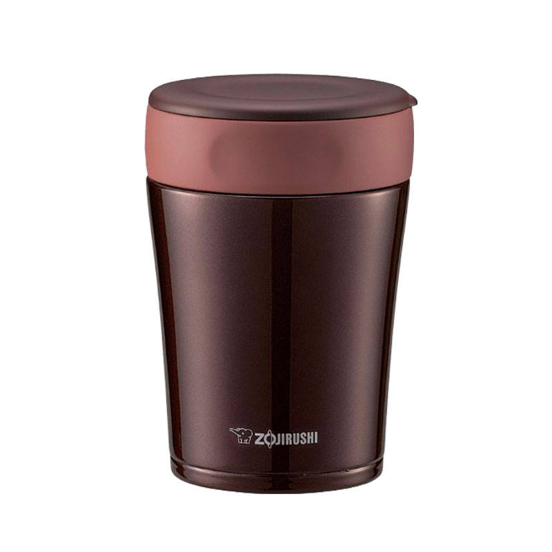 Термос Zojirushi SW-GCE 36-TA Brown 360 ml