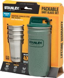 Набор стопок Stanley Adventure Green 0.59L