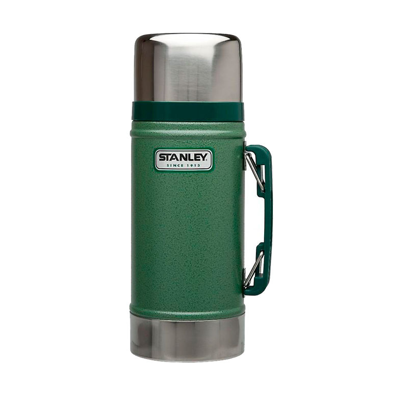 Термос для еды Stanley Legendary Classic Food Flask Green 700 ml