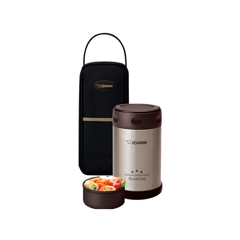 Ланч бокс Zojirushi SW-EXE50-BL Black 500 ml
