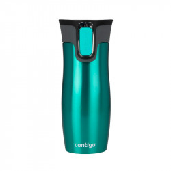 Термостакан Contigo West Loop Caribbean sea 470 ml