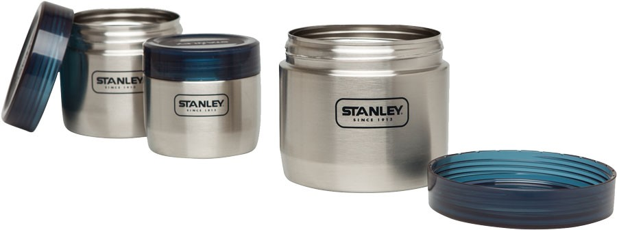 Набор термосов Stanley Adventure Steel 1L/650ml/410ml