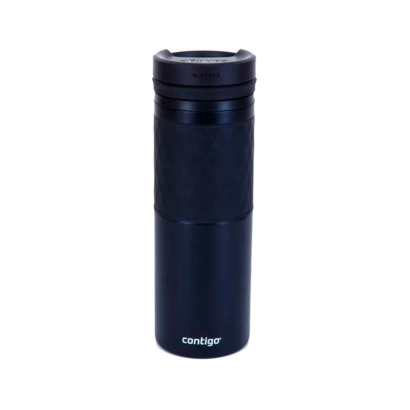 Термостакан Contigo Glaze Black 470 ml