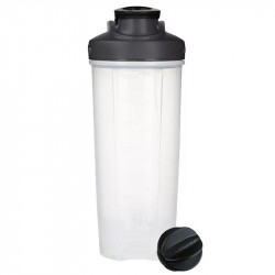 Фитнес-бутылка Contigo Shake and Go Fit Black 820 ml