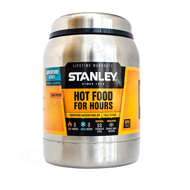Термос для еды Stanley Food Steel 410 ml